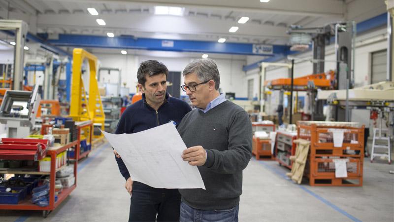 piano di lavoro corso ifts tecnico manutenzione e civile industriale cnosfap vallauri politecnico di torino
